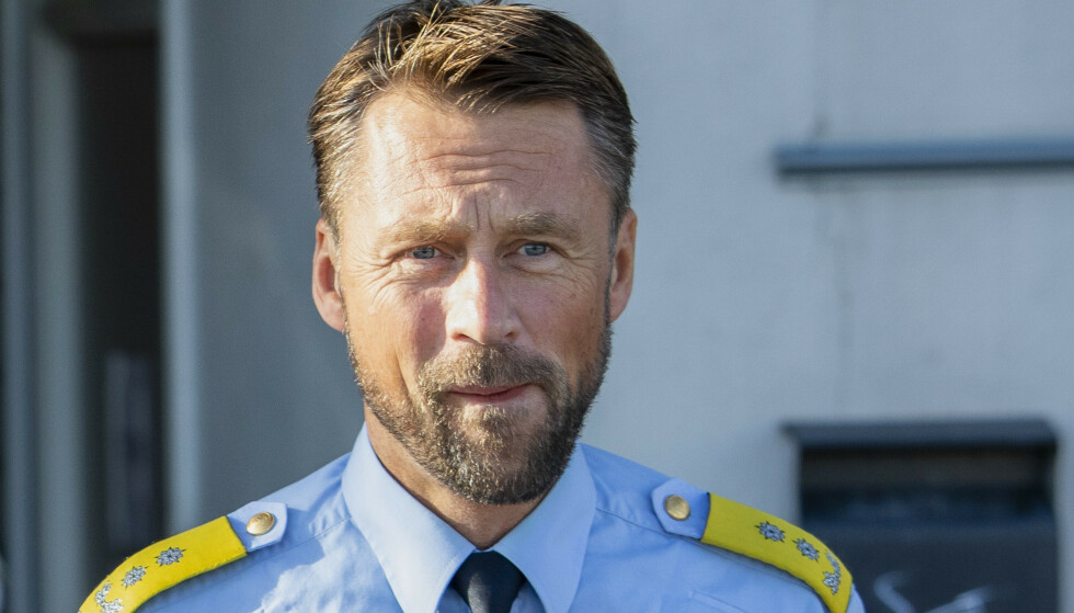 FLYTTES: Jon Steven Hasseldal flyttes fra sin stilling som politimester. Foto: Tore Meek / NTB scanpix