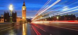 Londontur i høst? Pass på dette