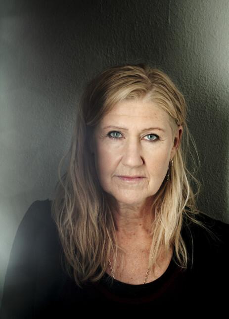 BLE 62 ÅR GAMMEL: Anne Grete Preus gikk bort natt til søndag, etter en tids sykdom. Foto: Adrian Øhrn Johansen