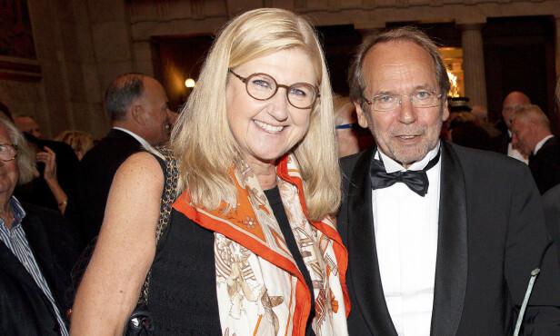 GODE VENNER: Ole Paus beskriver Anne Grete Preus som et vakkert og godt menneske. Foto: Andreas Fadum / Se og Hør