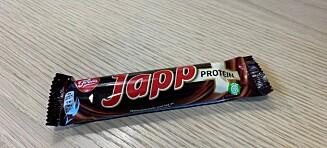 Ny Japp vekker oppsikt: - Kaloririk