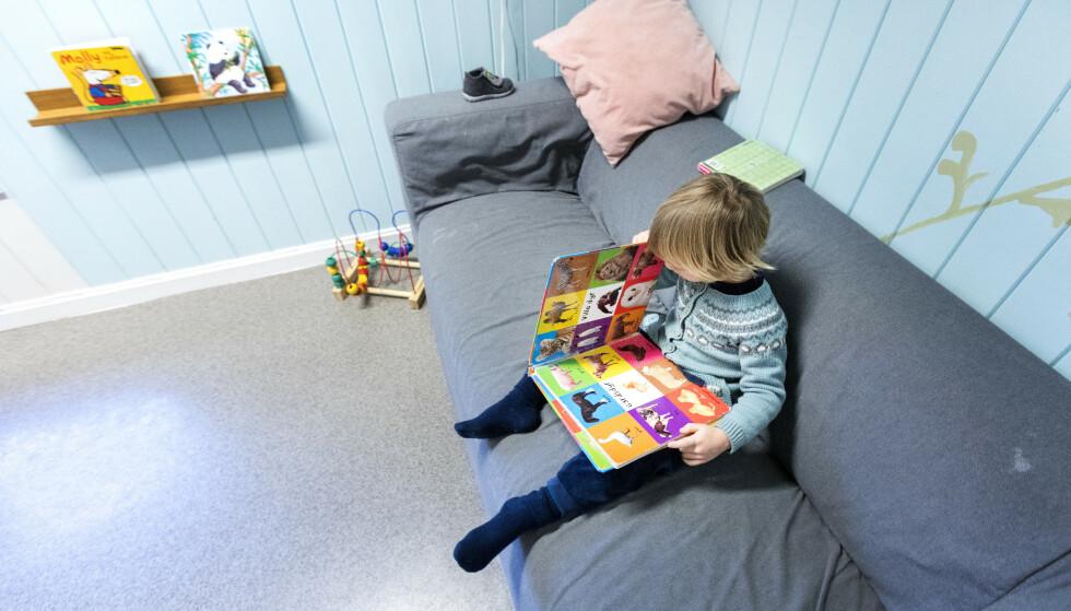 SLÅR TILBAKE: Artikkelforfatteren er lei av at private barnehager blir hengt ut som dårlige arbeidsplasser, og svarer på kritikken her. Foto: Gorm Kallestad / NTB Scanpix