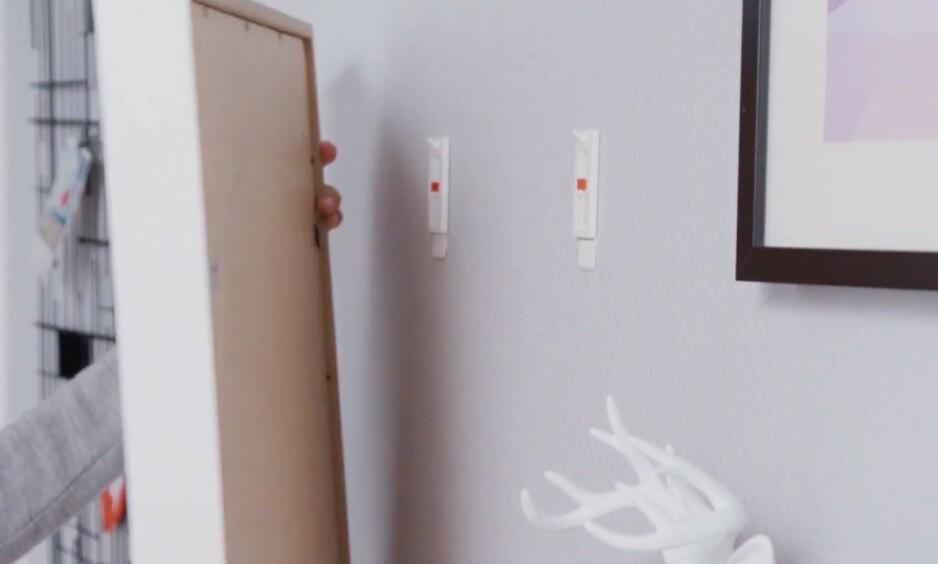 <strong>HELT GENIALT:</strong> Selvklebende skruer gjør jobben! Et supert alternativ til vanlige spikre og skruer.