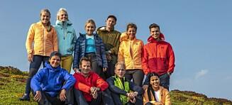 Dette er de nye «71 grader nord - Norges tøffeste kjendis»-deltakerne