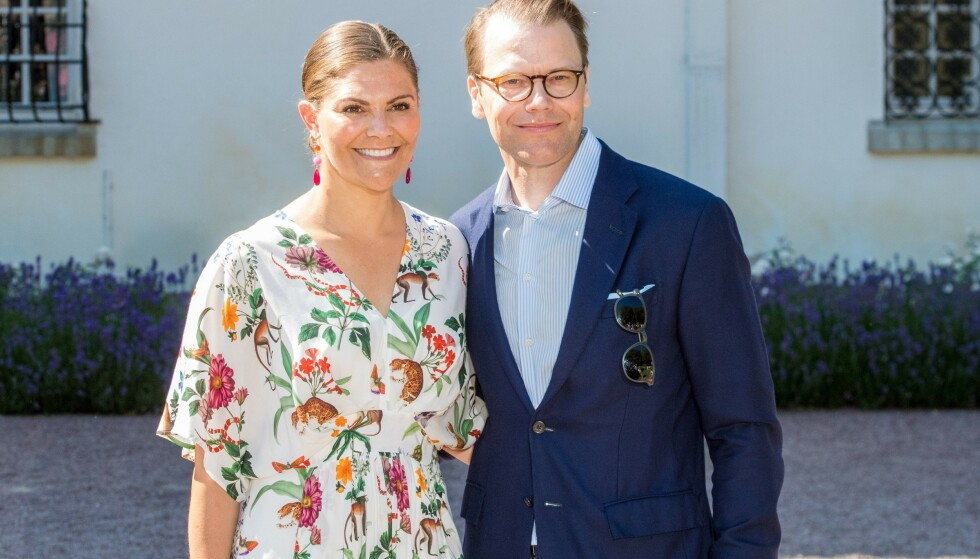 GODT GIFT: Sveriges kronprinsesse Victoria og prins Daniel fikk en røff start på forlovelsen da sistnevnte ble akutt syk våren 2009. Nå snakker han ut om sykdommen i et nytt intervju på svensk TV. Foto: NTB Scanpix