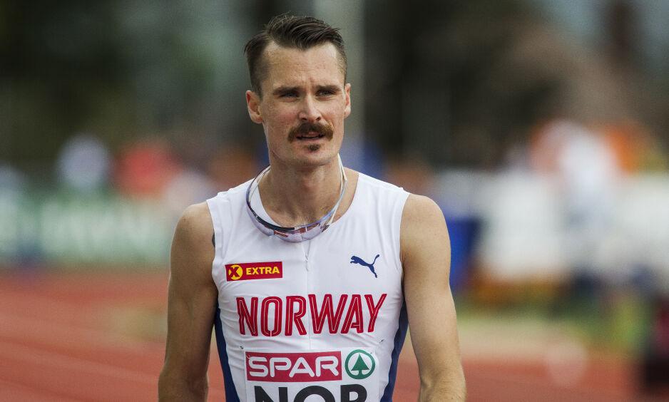 I FINALEN: Henrik Ingebrigtsen løp Diamond League-finalen i kveld. Foto: NTB Scanpix
