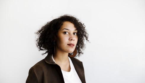 NY i DB: Camara Lundestad Joof er scenekunstner og forfatter - og ny helgespaltist i Dagbladet. Foto: Henning Lillegård