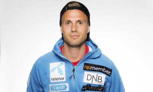 NY ROLLE: Øyvind Haraldsen er en av flere som har fått en ny rolle på herrelandsalget i alpint. Foto: NTB Scanpix