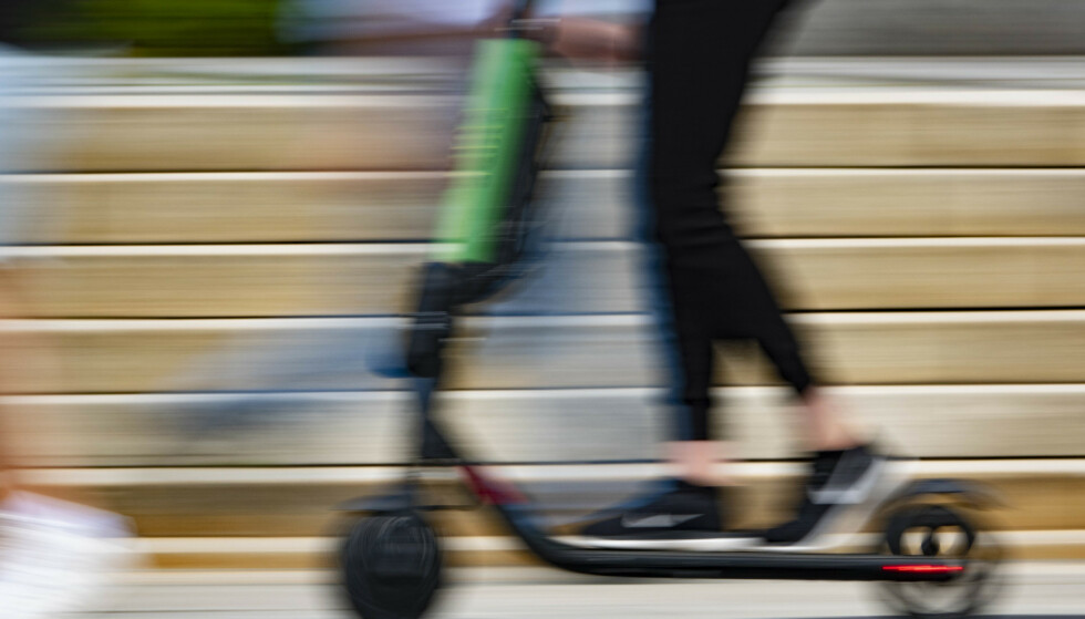 ILLUSTRASJONSFOTO: Det er merket Ryde som må fjerne sin elsparkesykler. Foto: Geir Olsen / NTB scanpix