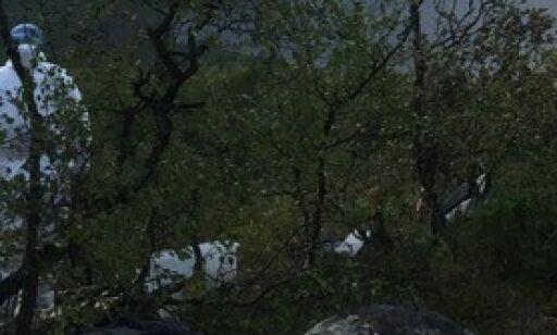 Benedikte (22) omkom i helikopterulykken