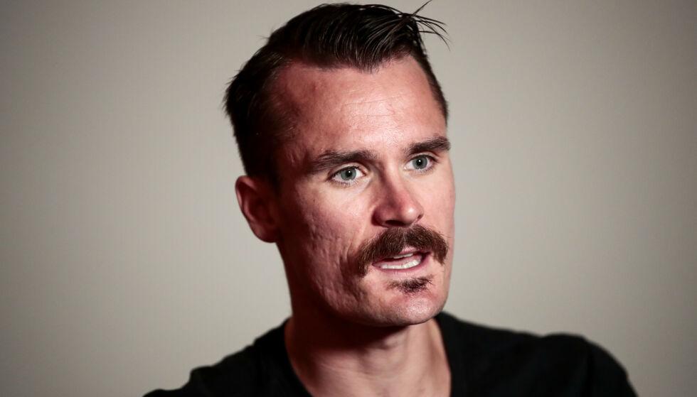 SKADEPLAGET: Henrik Ingebrigtsen løper VM i Qatar. Skadene er imidlertid fremdeles i kroppen. Foto: Lise Åserud / NTB scanpix
