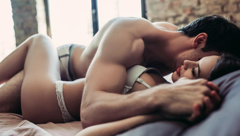 BEDRE SEXLIV: Disse øvelsene gir en rekke fordeler når det gjelder sexlivet vårt. Foto: NTB Scanpix