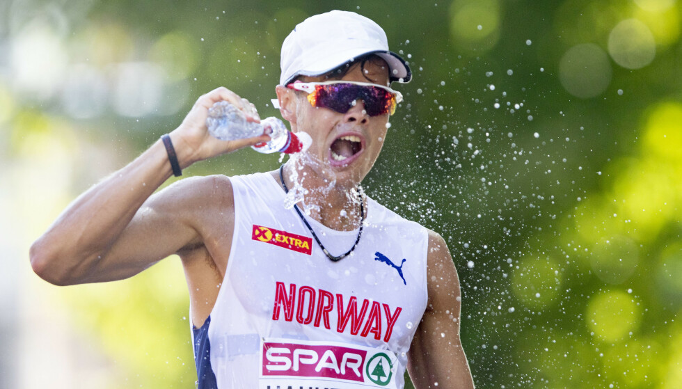 <strong>I VERDENSTOPPEN:</strong> Håvard Haukenes. Foto: NTB Scanpix