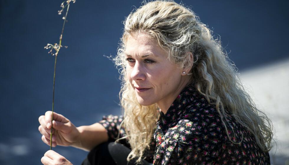 HACKET: Cecilie Skog forteller at hun er blitt hacket både på Facebook og Instagram. Foto: Carina Johansen / Dagbladet