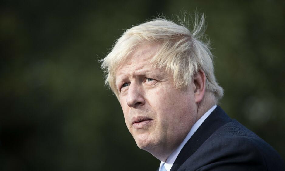 NEI TIL NYVALG: De britiske opposisjonspartiene er enige om å stemme mot et tidlig nyvalg. Storbritannia-ekspert mener de er livredde for hva statsminister Boris Johnson i så fall vil finne på. Foto: NTB Scanpix
