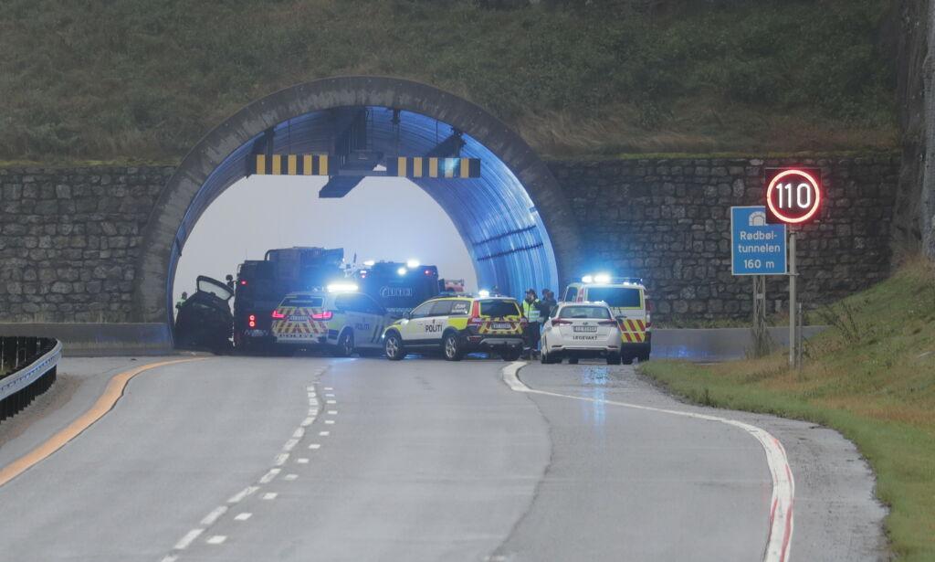 Vestfold: Front mot front - mann i 20-åra omkom på E18