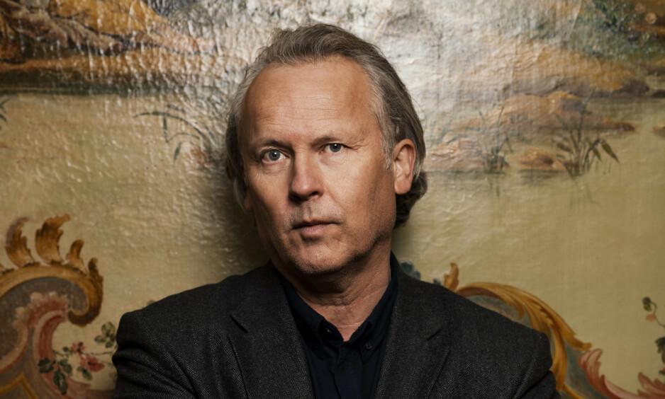 KLAS ÖSTERGREN: Svensk forfatter og bidragsyter til prosjektet Ibsen NOR. Foto: Viktor Gårdsäter
