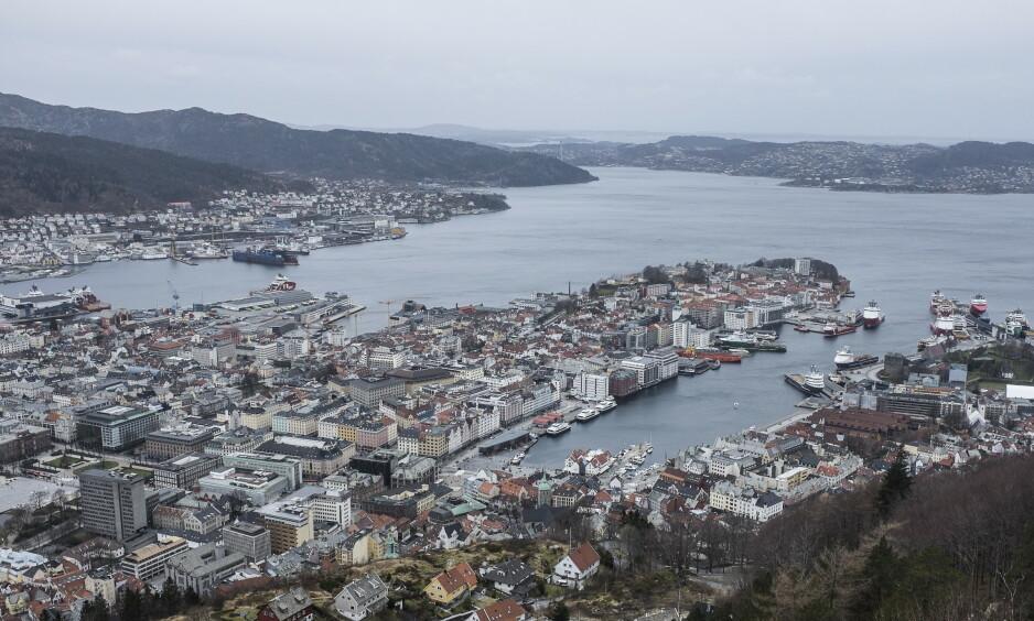 THRILLER: Det ble et drama til siste slutt i Bergen. Etter alt å dømme blir dagens Ap-byråd sitttende i vestlandshovedstaden. Foto: Lars Eivind Bones / Dagbladet