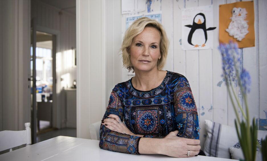 SKILSMISSE: Ingeborg Myhre fortalte offentlig at hun skulle skilles. Nå letter hun på sløret om tida etter bruddet ble kjent. Foto: Lars Eivind Bones / Dagbladet