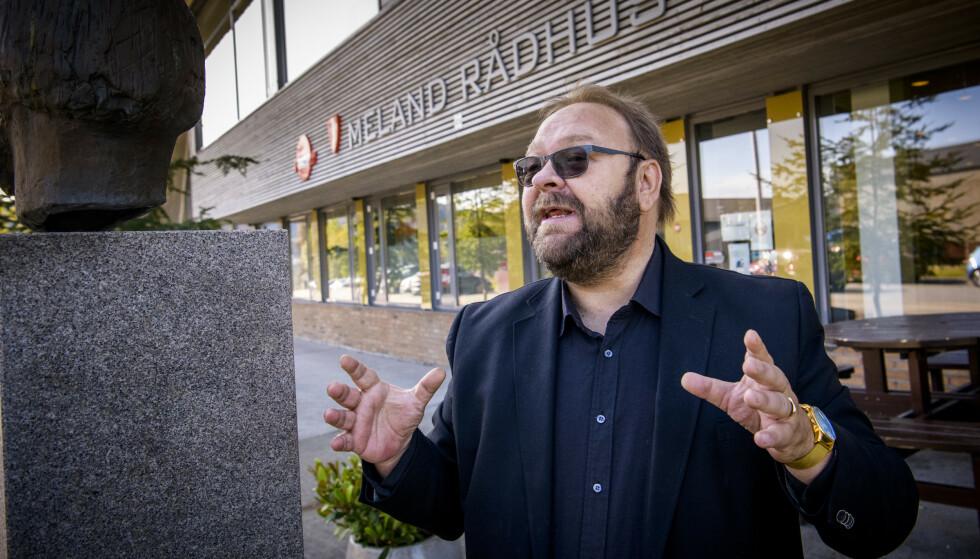 VANT I ALVER: Folkeaksjonen nei til mer bompenger (FNB) ble den nye kommunen Alvers største partie og får 22,2 av stemmene. Det er over alle forventninger, og vi er usedvanelig glade, fryktelig stolte og ydmyke over resultatet, sier leder av Alver FNB, Morten Klementsen til Dagbladet. Foto: Lars Eivind Bones / Dagbladet