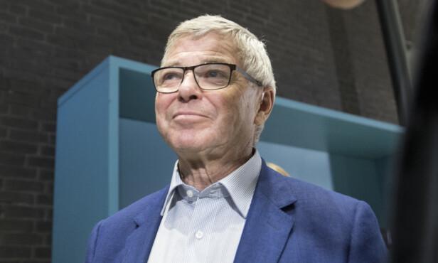<strong>POSITIV:</strong> Mangeårig KrF-leder Kjell Magne Bondevik mener det er positivt at Høyre og Arbeiderpartiet nå svekkes. Foto: Vidar Ruud / NTB scanpix