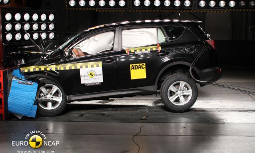 Dette er den sikreste bilen