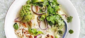 Norske grønnsaker på sitt beste