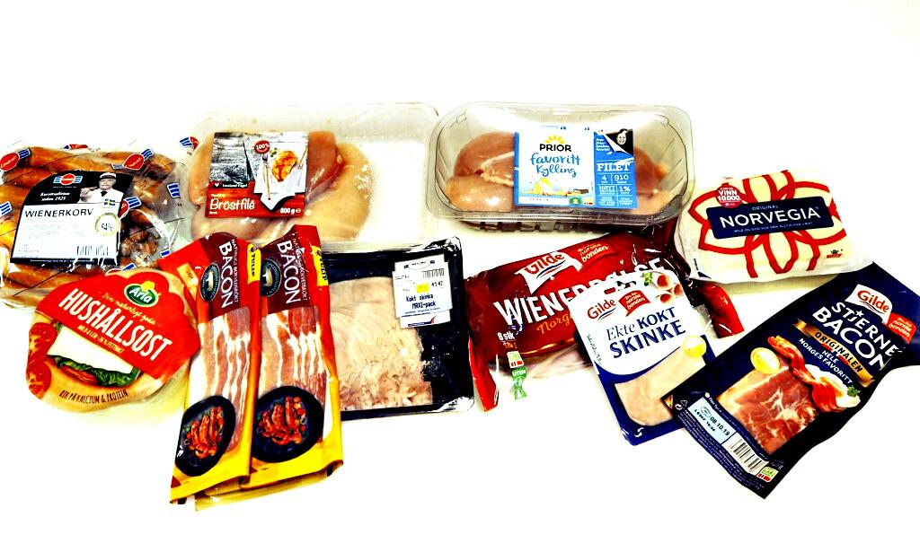 HELT PÅ GRENSA: Vi har testet fem bestselgere fra grensa mot norske merkevarer.