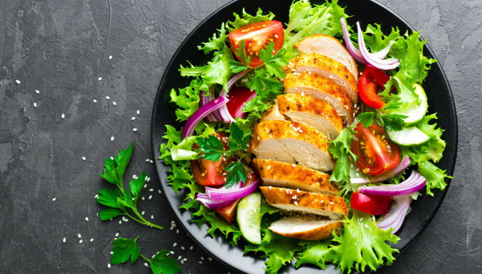 BRA MAT: Kjøtt er en god kilde til protein, og bra å få i seg etter en trening. Foto: NTB Scanpix