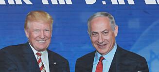 Når ikke engang Trump kan hjelpe Netanyahu