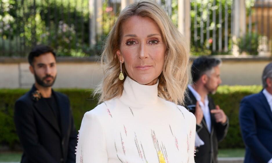 CÉLINE HEDRET SØNNENE: Sangstjernen Céline Dion feiret tvillingsønnenes bursdag med et sjeldent innlegg på Instagram. Foto: NTB scanpix