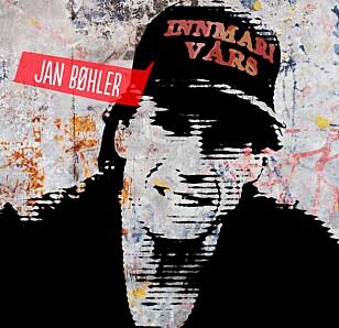 <strong>INNMARI:</strong> Omslaget til førstesingelen «Innmari vårs» fra albumet «Enkel type». Foto: Grappa Musikkforlag