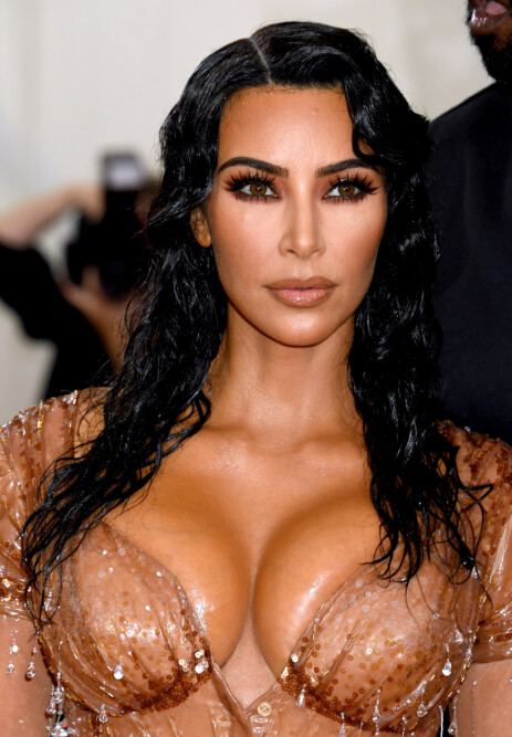 <strong>FAVORITT:</strong> Kim Kardashian er Rikke Gajdas favorittkunde. Foto: NTB Scanpix