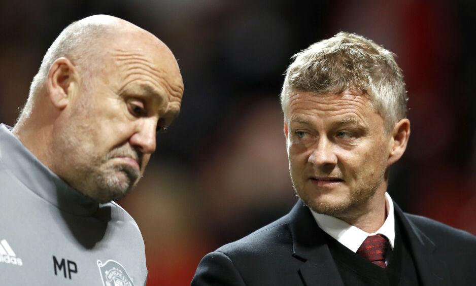 MÅ ORDNE OPP: Manchester United har ikke knekt koden på bortebane. Søndag gjester de West Ham, som jakter topp seks. Foto: Martin Rickett / PA Photos / Dagbladet