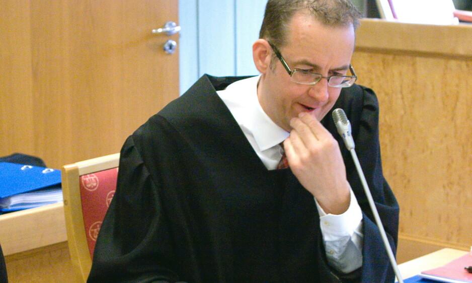 I RETTEN: Statsadvokat Magne Nyborg er aktor i rettssaken mot mannen. Foto: Erik Hattrem / Dagbladet