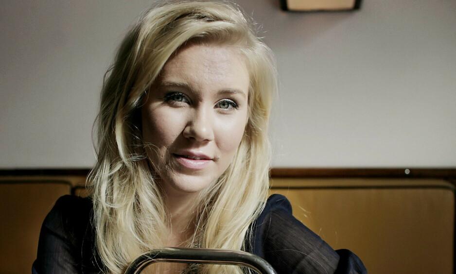 NY KJÆRESTE: Isabella Löwengrip, bedre kjent som «Blondinbella» forteller at hun endelig har funnet både roen og kjærligheten. Foto: Espen Røst / Dagbladet