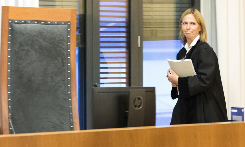 KREVER HELSEKARTLEGGING: Barneombud Inga Bejer Engh krever at helsekartlegging av barnevernsbarn nedfelles i ny lov. Foto: NTB Scanpix