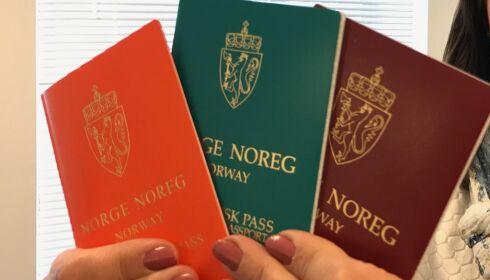 Passnekt: Politiet vil nekte deg pass dersom du stadig roter bort det gamle. Foto: Odd Roar Lange/The Travel Inspector