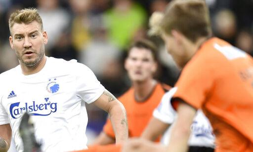 image: Bendtner åpnet målkontoen