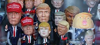 Sirkus Trump til Ukraina