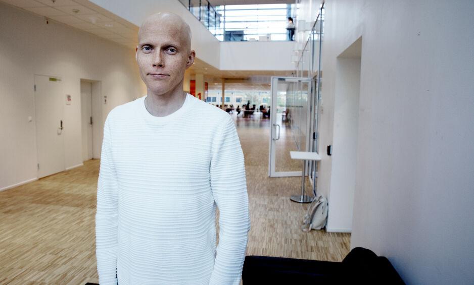 TØFF TID: - De sier jeg er best i motgang, det er bare synd det er så mye av den nå, sier tidligere hopper Bjørn Einar Romøren.
