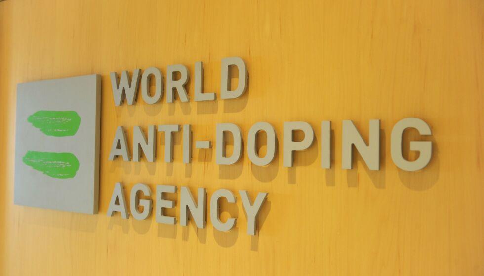 FRIST: Verdens Antidopingbyrå gir Russland tre ukers frist på å forklare at data som er utlevert fra landets omstridte antidopinglaboratorium framstår «inkonsistente». Foto: Marc BRAIBANT / AFP / NTB Scanpix