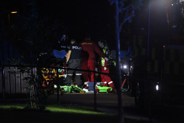 DØDSÅRSAK: Politiet har foreløpig ikke fastslått dødsårsak. Foto: Frank Evensen / PhotoRunner
