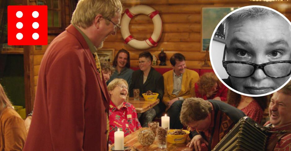 HORROR: - Denne TV-serien er dypt rystende, skriver Brita Møystad Engseth om parodien «Det skal godt gjøres å spise bare én».
