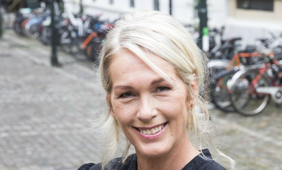 ANITA KROHN TRAASETH: Tidligere adm.dir. i Innovasjon Norge, nå aktuell med romanen «Kamel uten filter». Foto: NTB Scanpix