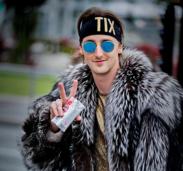 NYTT TILSKUDD: Andreas «Tix» Haukeland er trygg på at han raskt vil finne sin plass i «Idol»-dommerpannelet. Foto: Bjørn Langsem