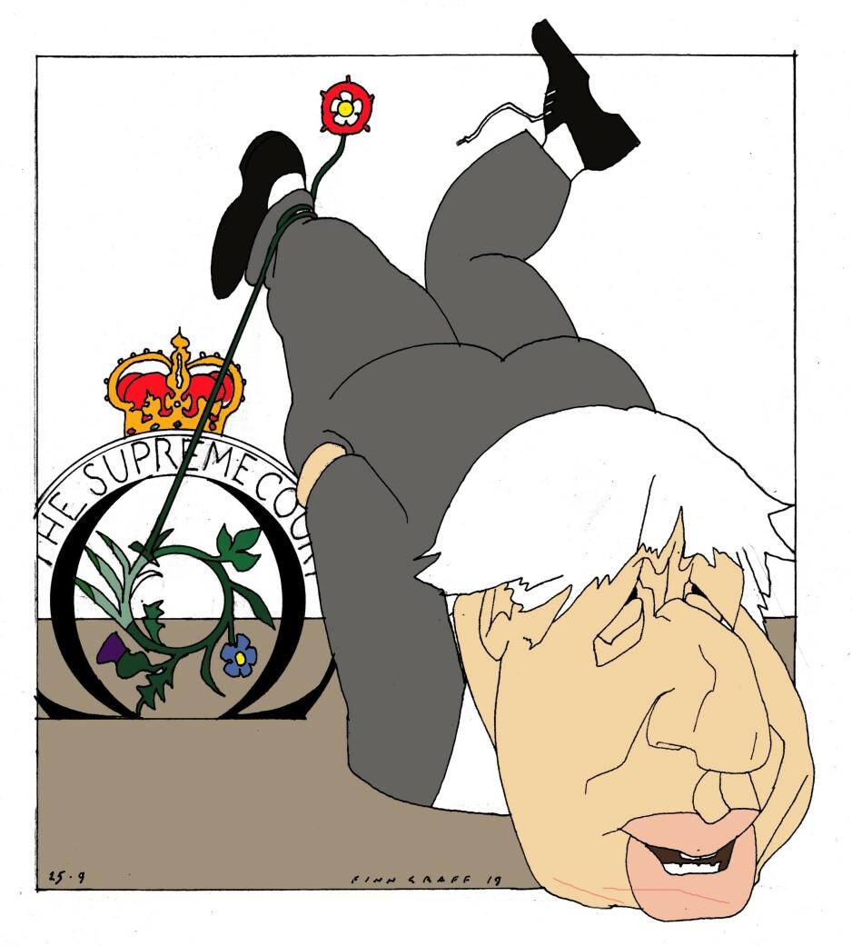 Jordskjelv rammer Boris