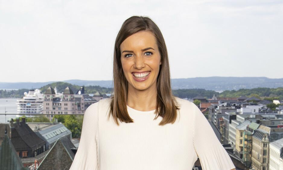HURRA: Tv-profil Susanne Wergeland avslører at hun skal bli mamma på nytt. Foto: Tor Lindseth / Se og Hør
