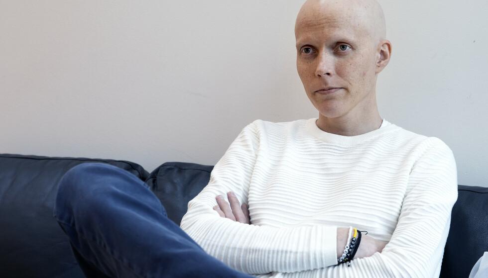 KRITISK: Bjørn Einar Romøren mener systemet ikke er lagt til rette for å ta vare på kreftpasienter. Foto: Kristin Svorte/Dagbladet