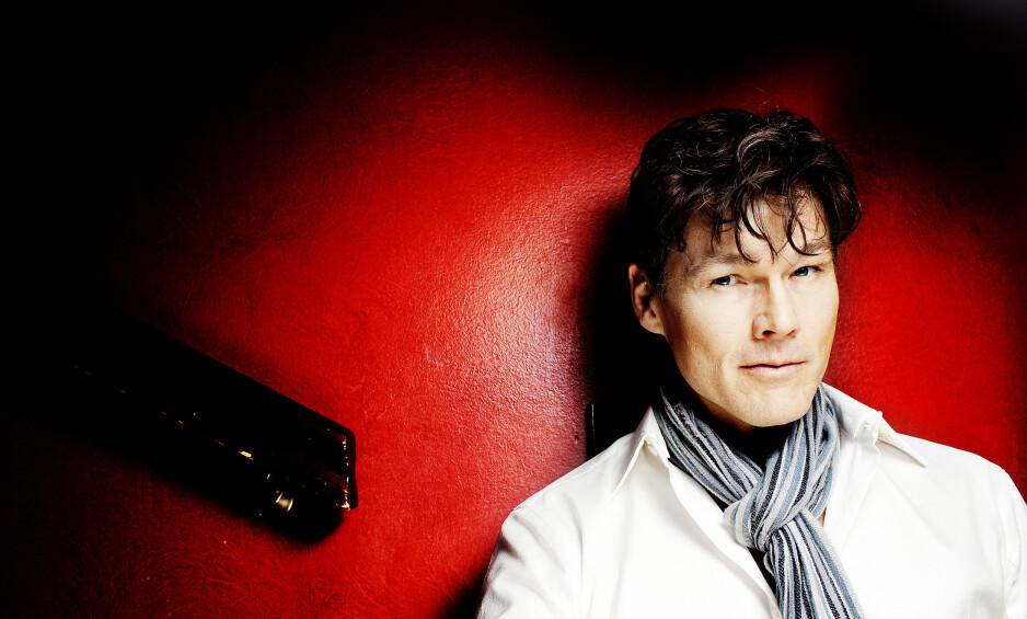 TURBULENT: «Hjemkomst» handler om årene 1993-1998, da Morten Harket prøvde å stable en solokarriere på beina. En berg-og-dalbane, for å si det mildt. Foto: Siv Johanne Seglem